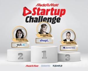 MediaMarkt Türkiye'nin düzenlediği MediaMarkt Startup Challenge 20'nin kazananları belli oldu.